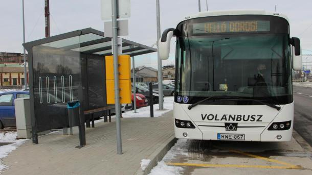 autóbuszállomás